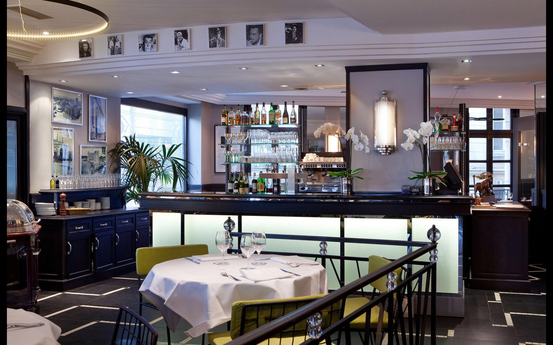 Brasserie du Théâtre - Le restaurant