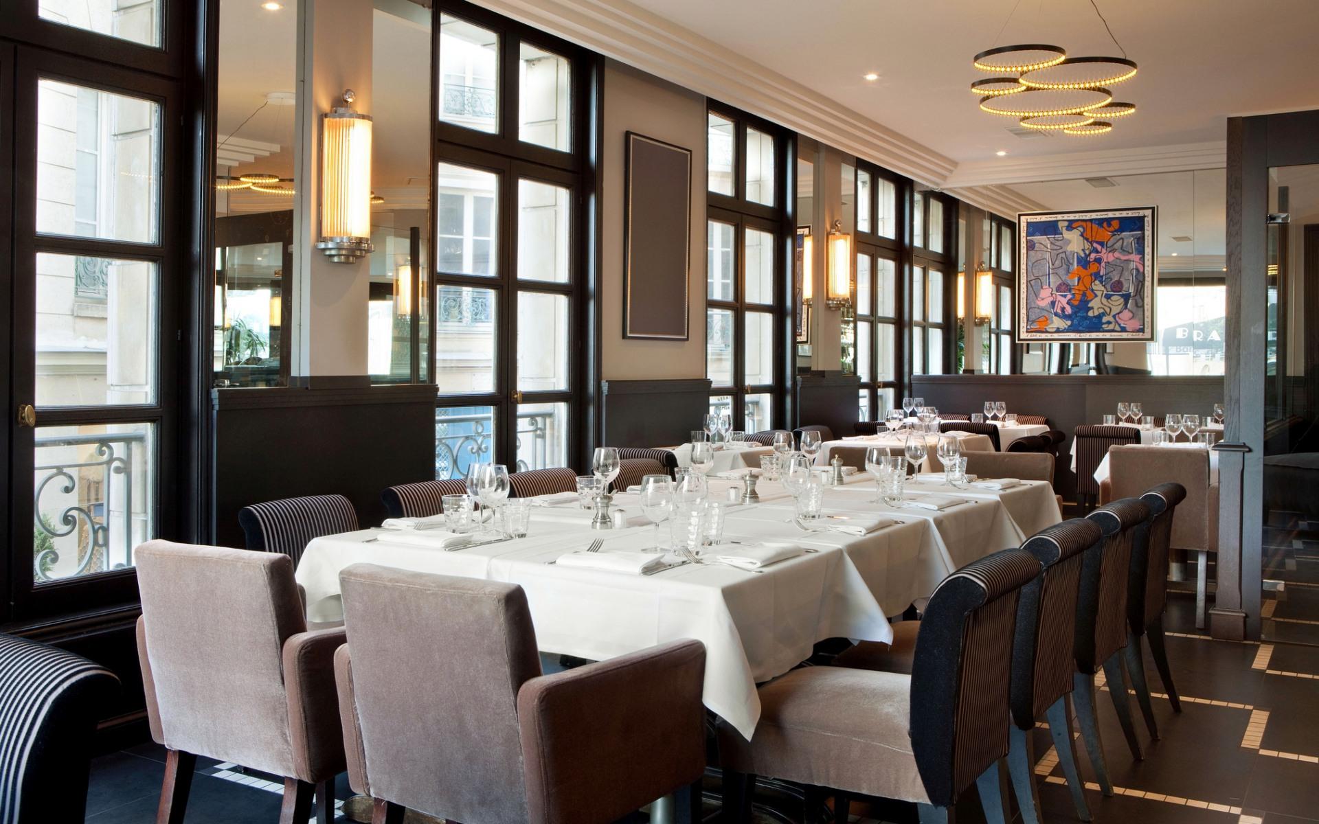 Brasserie du Théâtre - Restaurant - Reception